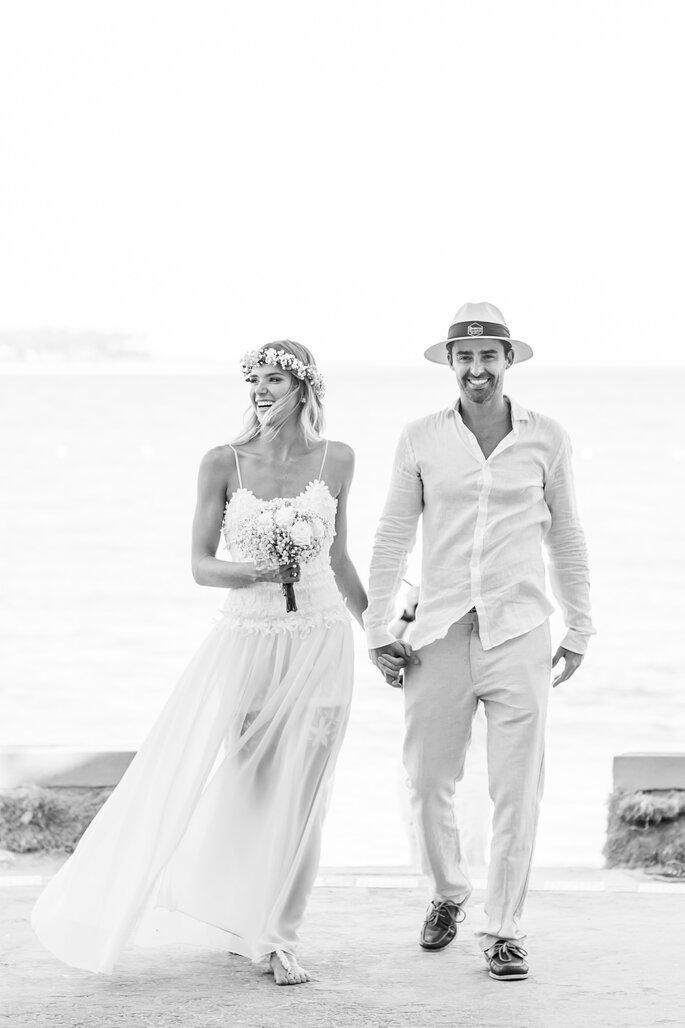 Vestido de noiva: Coteliê - Foto: Laura Fonseca