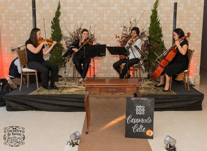 Música ao vivo para cerimônia de casamento
