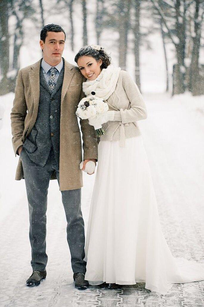 9ec4ac1d89 5 buoni motivi (non banali) per sposarsi in inverno!