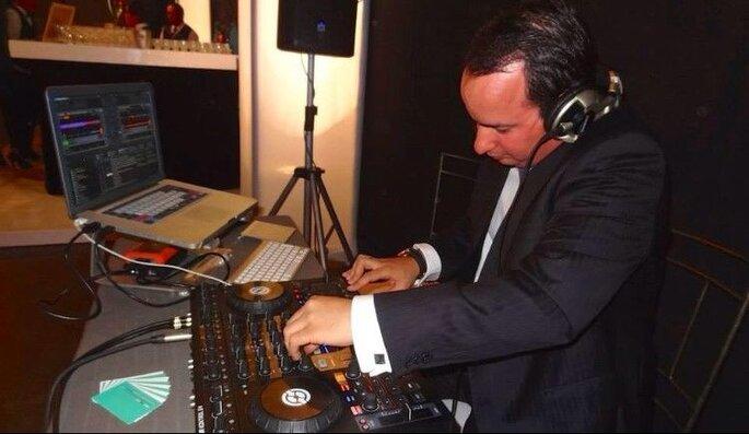 Foto: DJ Rodrigo Parodi - Audio & Iluminación