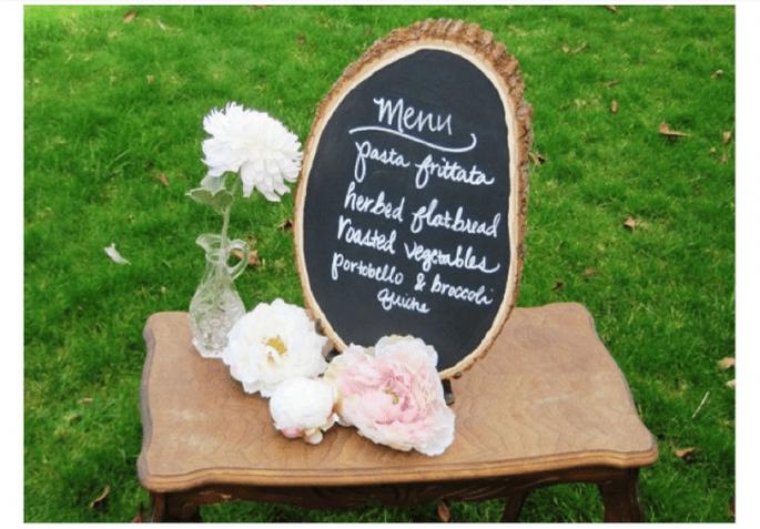 #MartesDeBodas: Decoración de boda en color café y madera - Foto This Fine Day