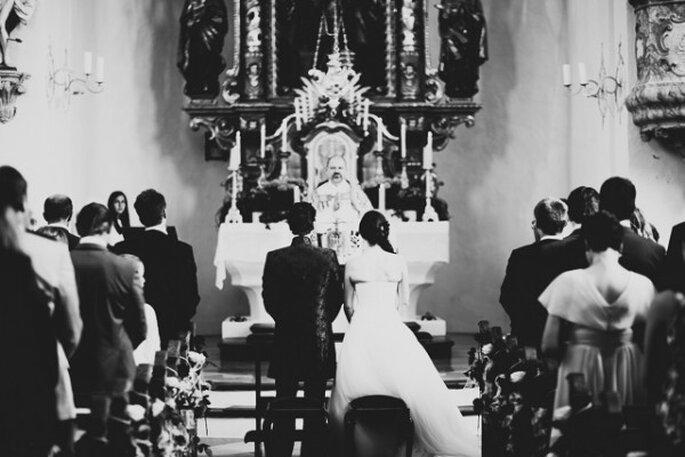 Kirchlich Heiraten Wenn Ein Partner Nicht In Der Kirche Ist