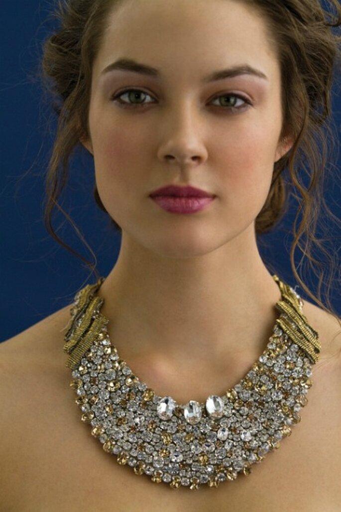 Collar de piedras preciosas - Colección Rivini