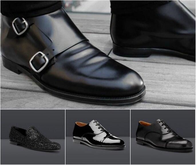 Coleção sapatos Jimmy Choo para Homens