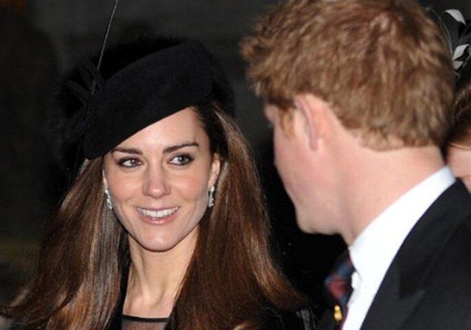¿Cómo será el vestido de novia de Kate Middleton?