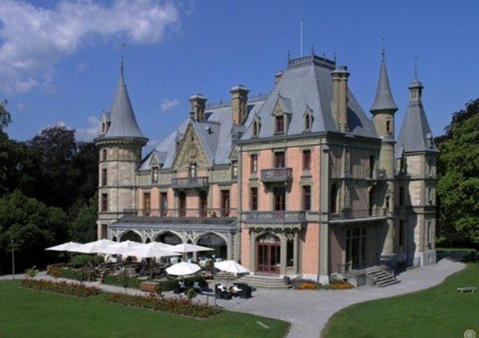 Einer der schönsten Locations in Thun: Schloss Schadau.