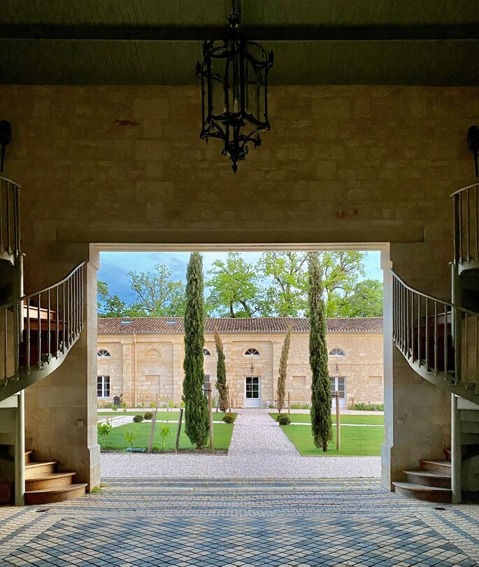 Château Gassies - Gironde - Lieu de réception