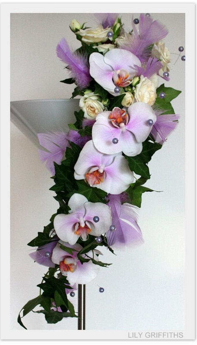 Coordonner votre bouquet de mariée avec votre robe