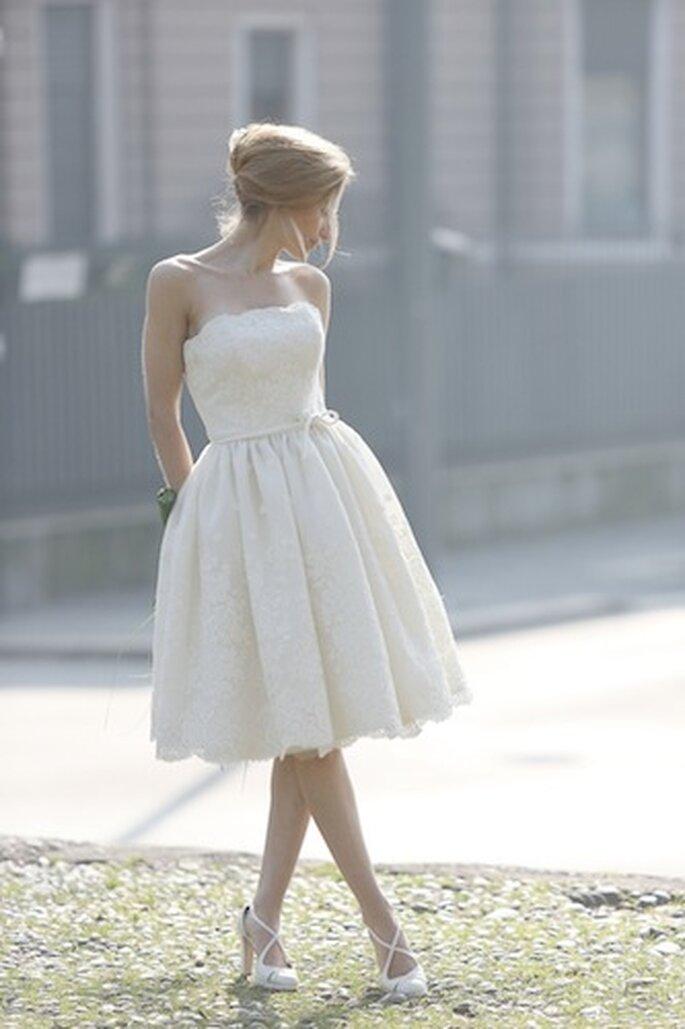 """Stili diversi per ogni sposa nella capsule collection """"Oggi Sposi"""" - Photo credit: Diego Taroni"""