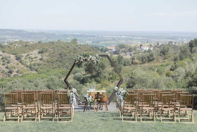 Herdade da Emberiza Cottage Weddings