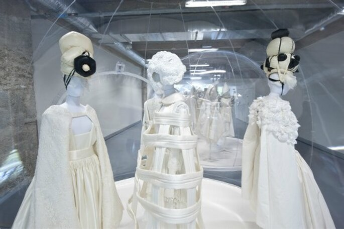 """""""Comme des Garçons"""" au Palais Galliera à Paris. - Photo : Les Docks"""