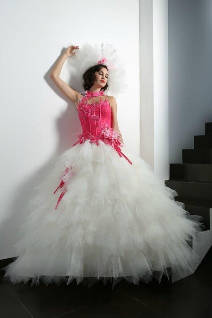 Robe de mariée BGP Company 2014, modèle E3201 Sana