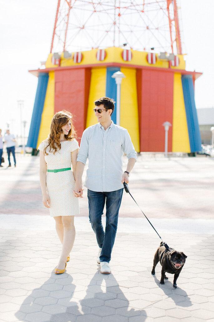 20 formas para mantenerte creativa durante la planeación de tu boda - Ahmet Ze