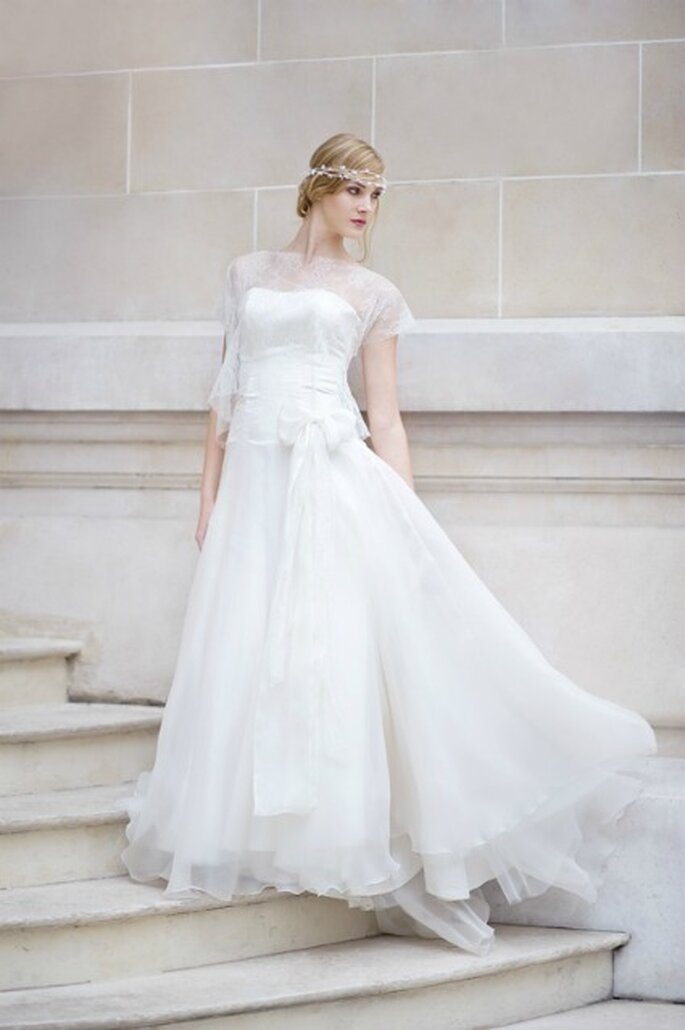 Robe de mariée Marie Laporte - Photo : Marie Laporte
