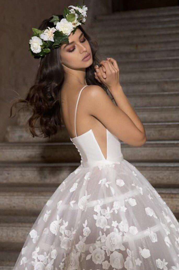 Amour Glamour. Vestido de noiva.