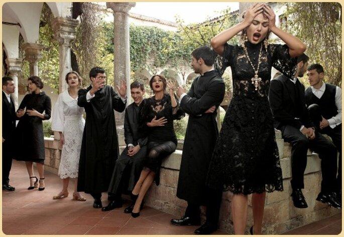 Dolce & Gabbana FW2014