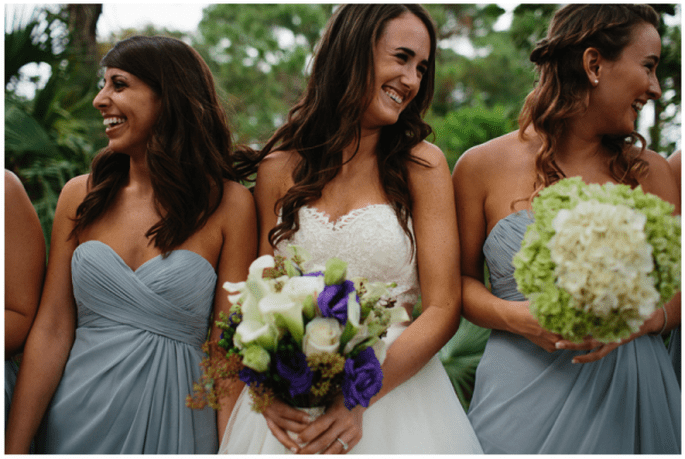 Real Wedding: Una boda en Boynton Beach - Foto Kallima Photography