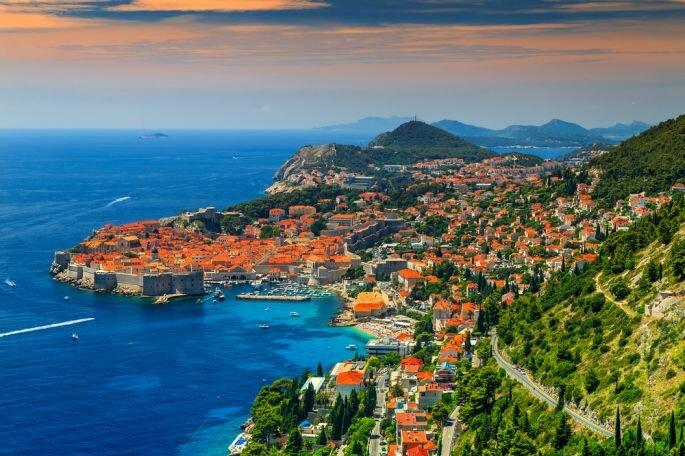 Dubrovnik. Foto: Gaspar Janos