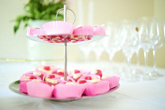 E cosa ne pensi di pasticceria da tè rosa?- Foto: Eppel Fotografie