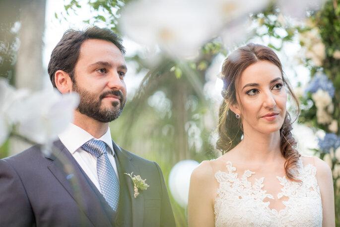Noivos Paulo e Natalia