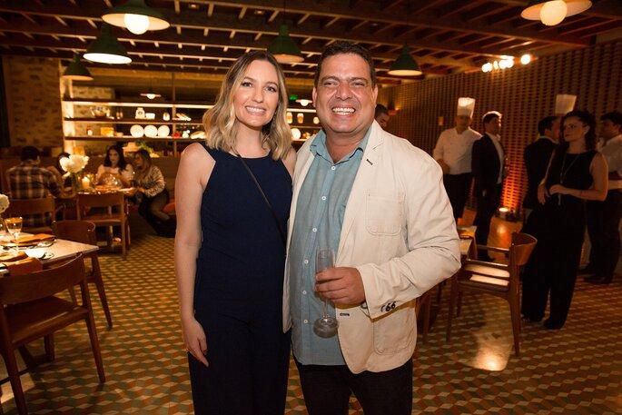 Taianna Executive de Eventos Sociais e Philippe Mesquita