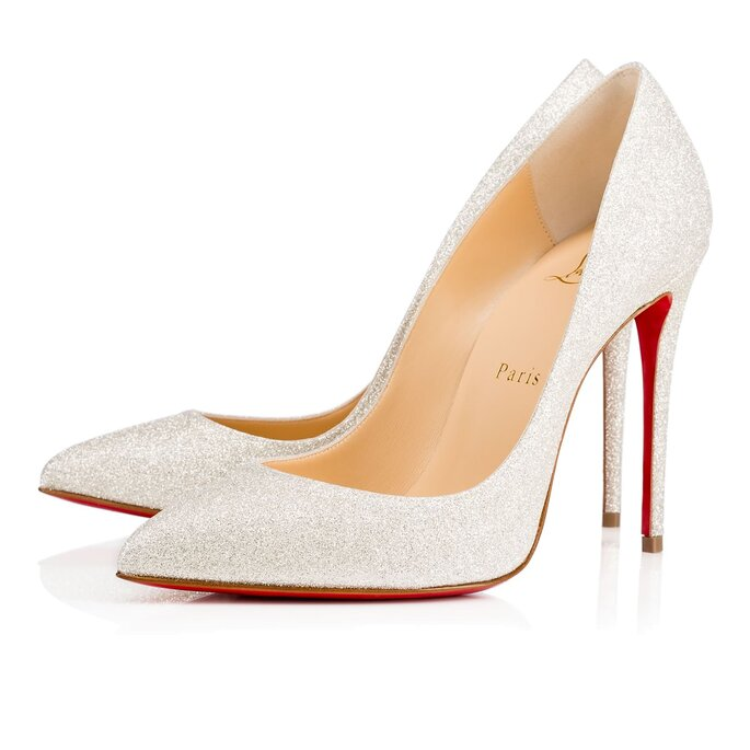 Pigalle Follies Glitter Mini, Christian Louboutin.