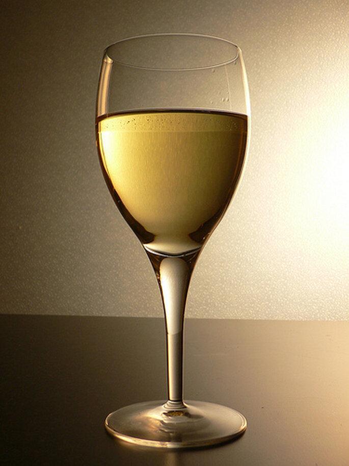 Copa para vino tinto. Imagen Creative Commons