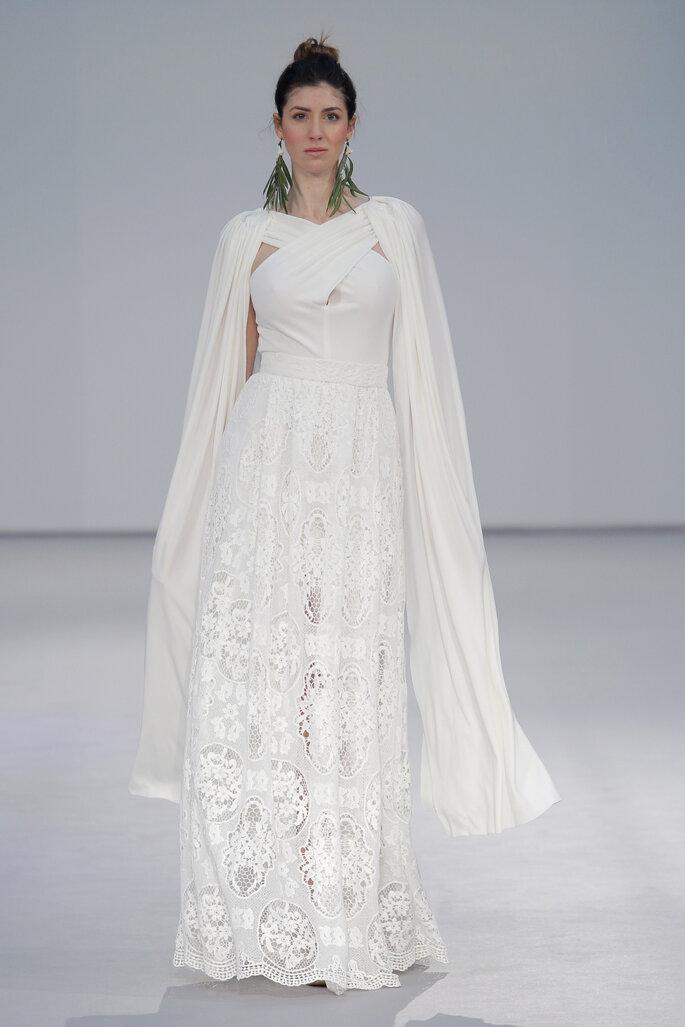 Pol Nuñez, Pasarela Costura España.