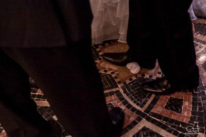Tu fotógrafo de bodas debe conocer las tradiciones de tu religión - Foto Arturo Ayala