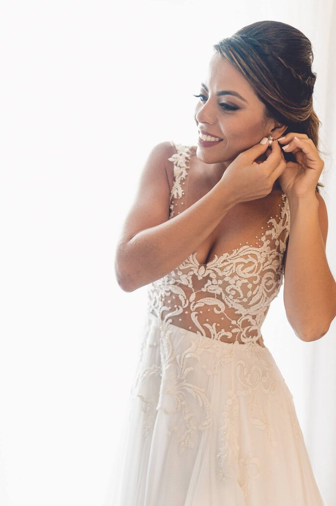 Vestido da Noiva: Carol Hungria | Foto: El Grego