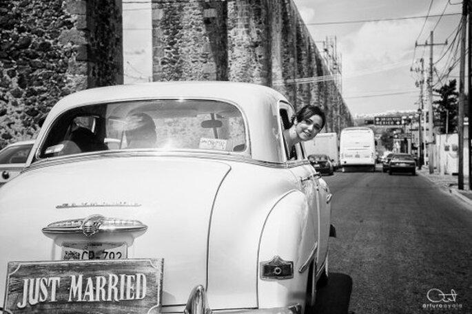 Diviértete seleccionando las mejores fotos para tu álbum de bodas - Foto Arturo Ayala
