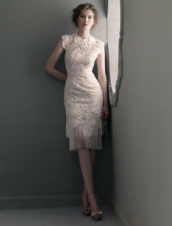 Tendencias en vestidos cortos. Foto: St Pucchi