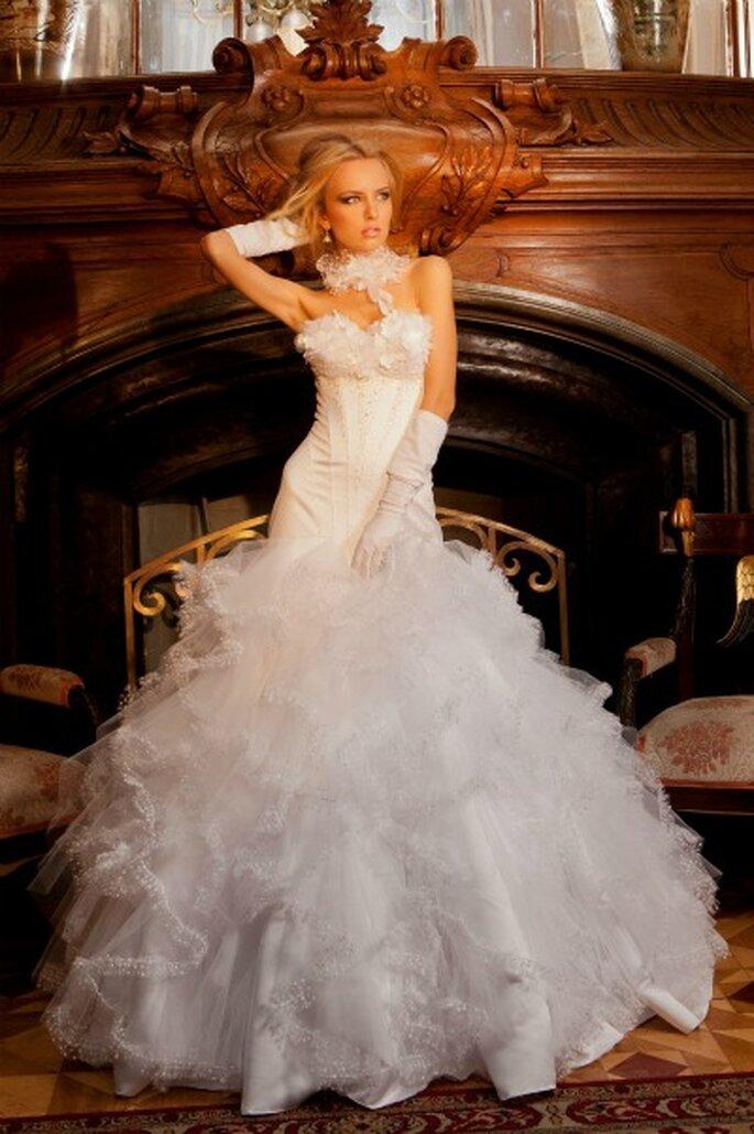 Robe de mariée Oksana Mukha - Modèle Matilda