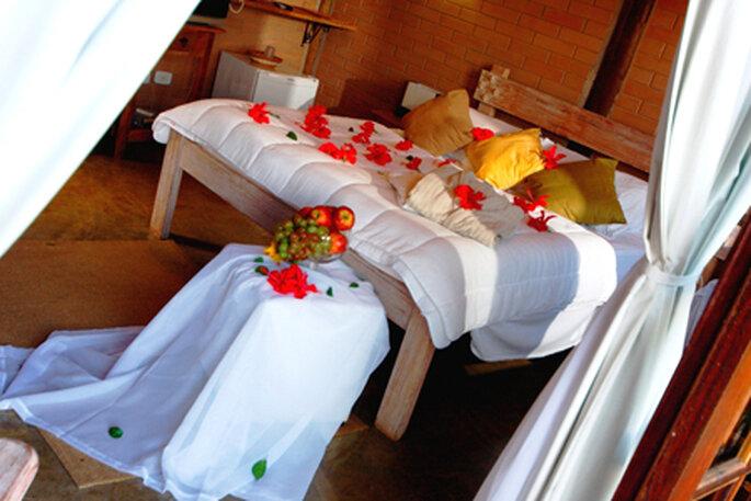 Lune de miel au Ilha de Toque Toque Hotel, Brésil