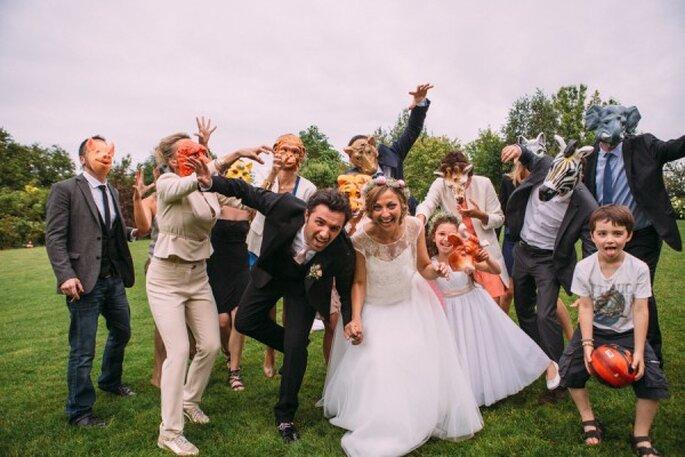 9 personas que no tendrías por qué invitar a tu boda - Coralie Photography