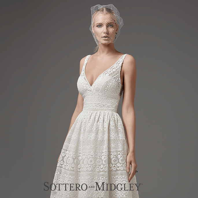 Evan. Sottero & Midgley 2017 Collection.