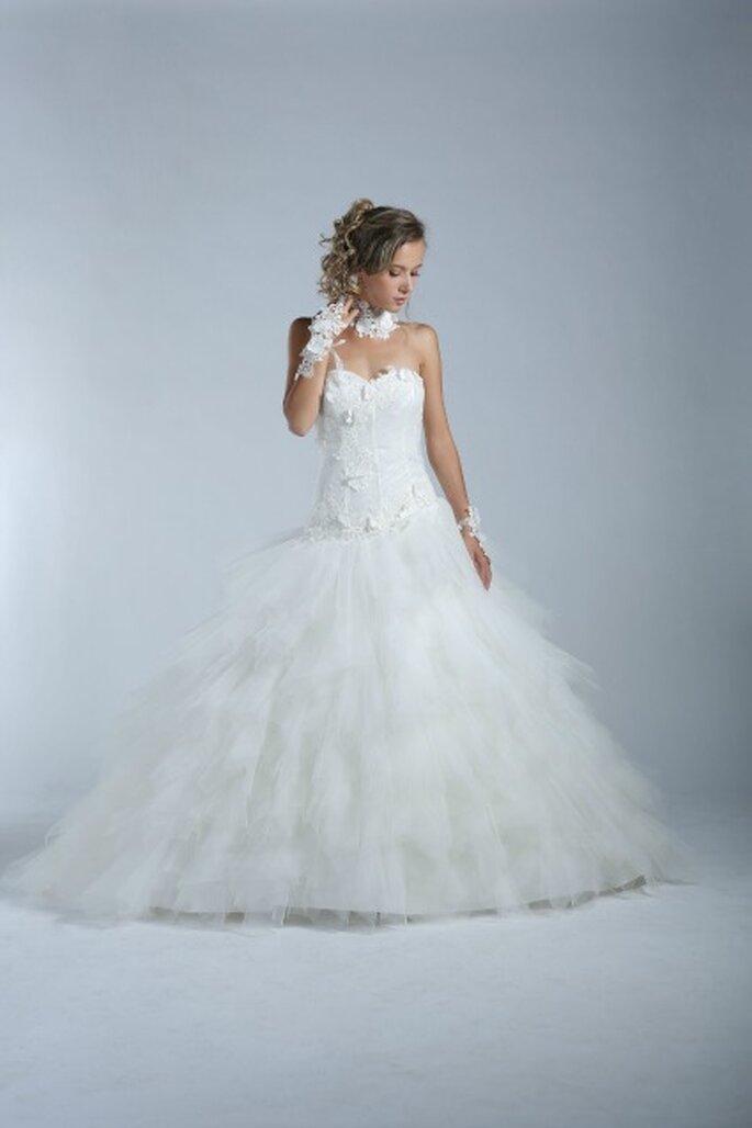 Robe de mariée BGP Company 2014, modèle L3123 Villeta