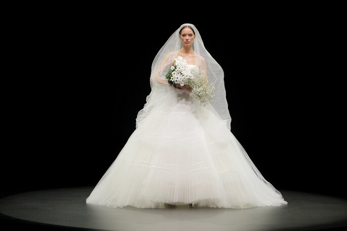 vestido de novia princesa yolancris