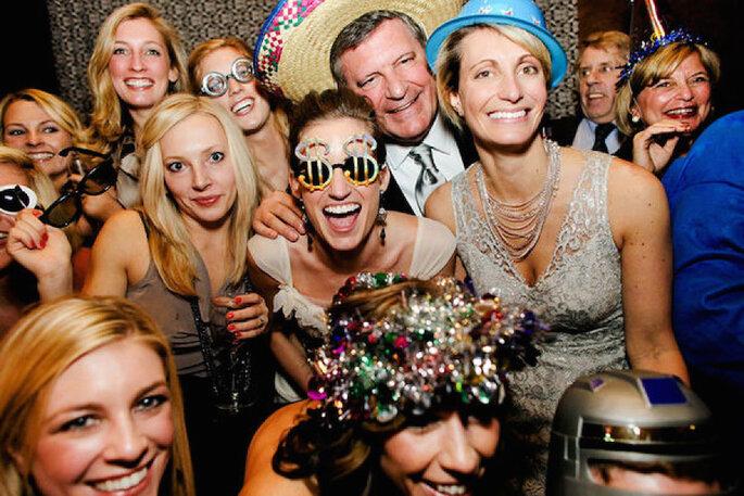 Las 10 quejas más comunes de los invitados de boda - Hillary Maybery