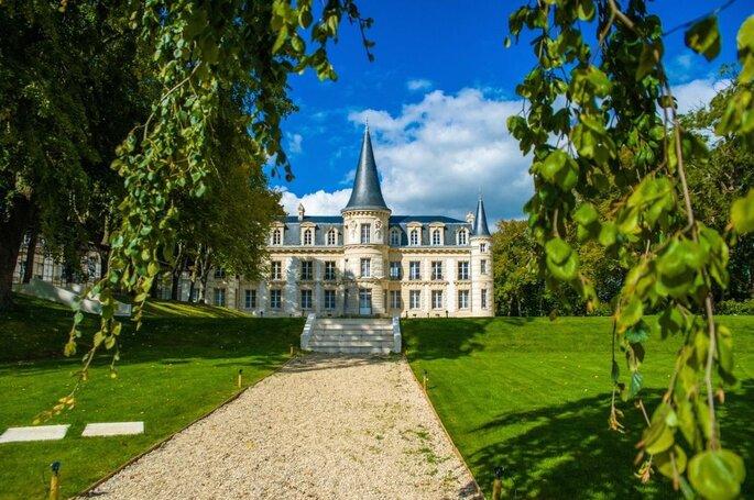Le Château d'Hardricourt - lieu de réception dans les Yvelines