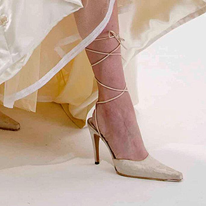 Zapatos para novias colombianas
