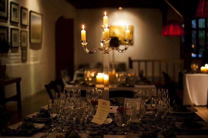 Créditos: Banquetes & flores - Adolfo Cartajena G
