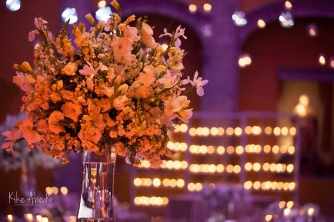 Lo mejor de las tendencias 2014 para ambientar tu boda - Foto Jazmin Eventos