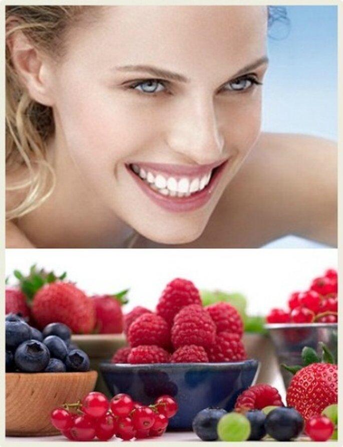Antioxidantes esenciales para prologar la juventud
