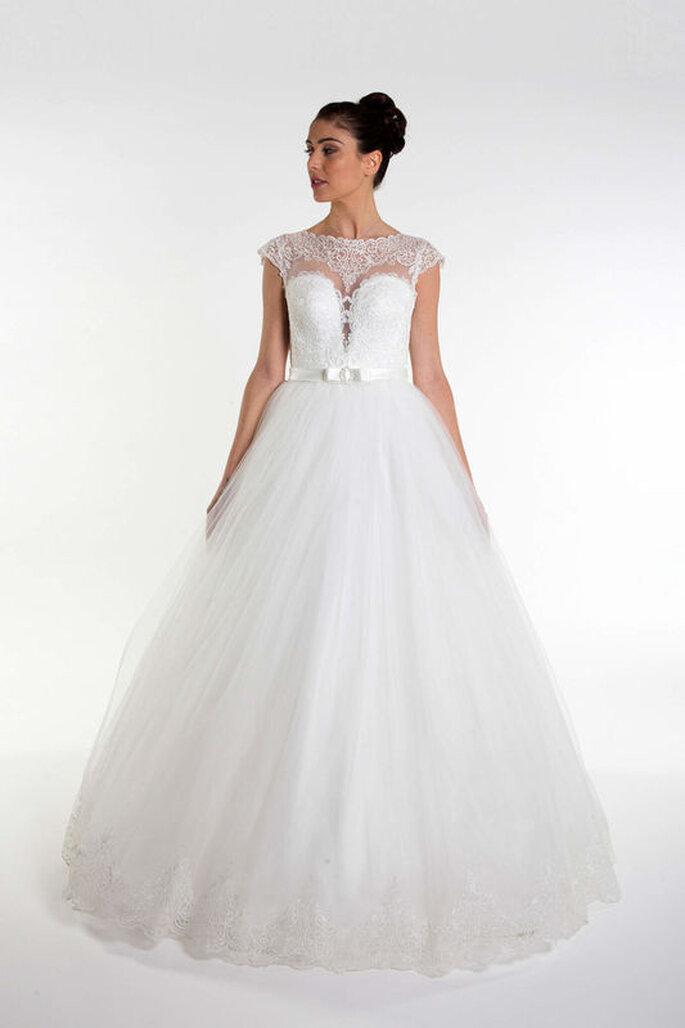 Sublime, boutique de robes de mariée à Herblay dans le Val d'Oise