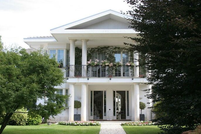 Villa Patrizia di Magnago