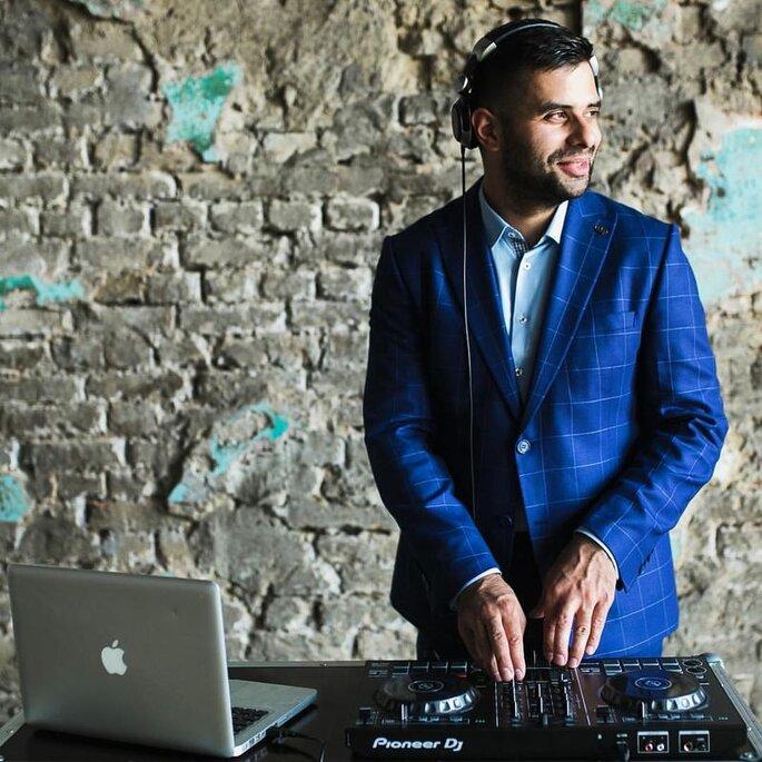 DJ Denis Voronin