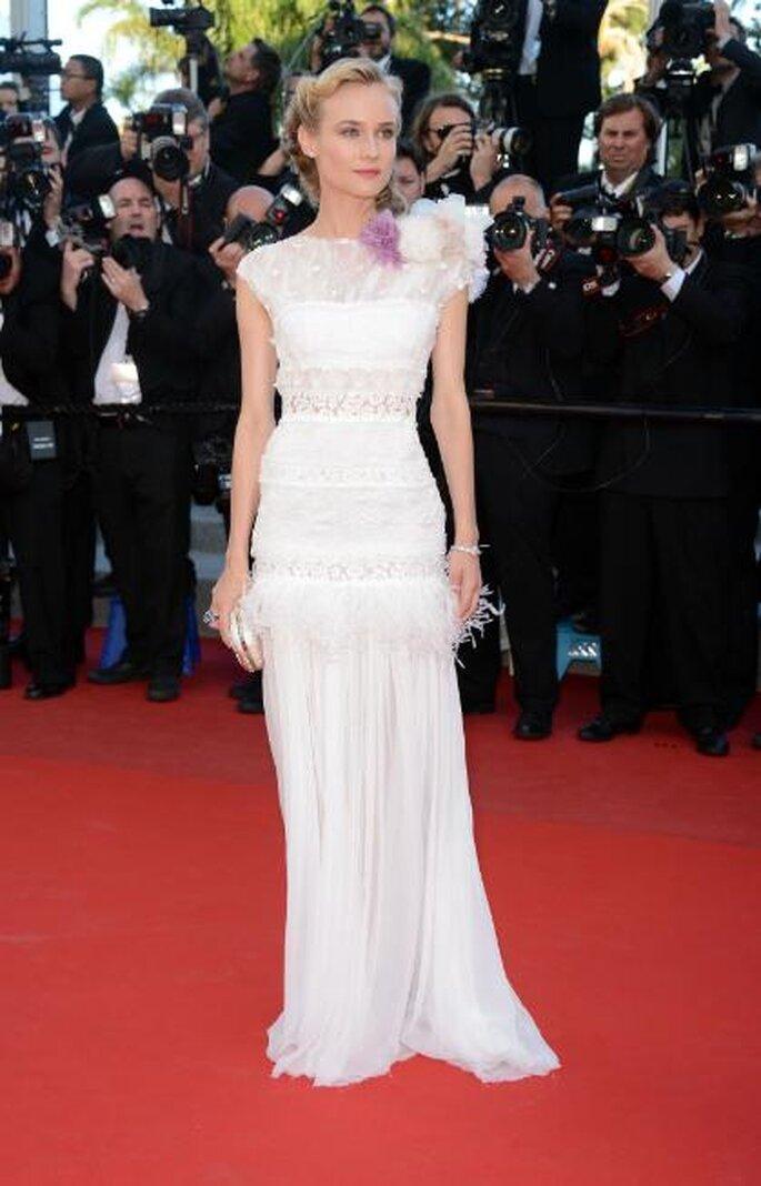 Diane Kruger, Festival de Cannes 2012. Foto de Image.net.