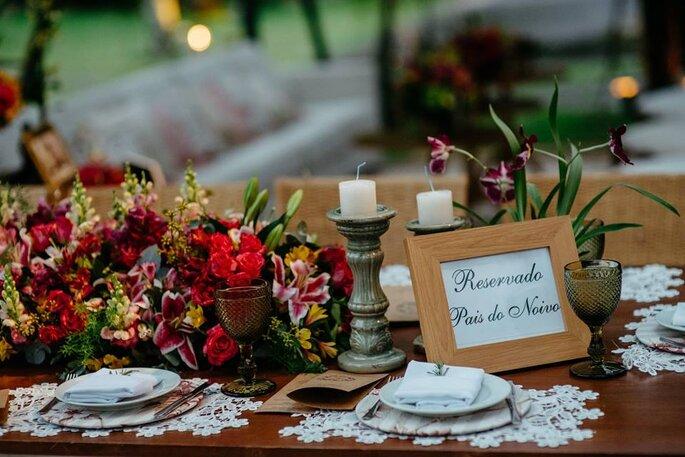 Como escolher as cores para decorar o meu casamento em 5 passos