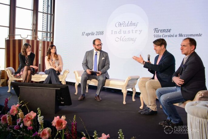 Wedding Industry Meeting 2018